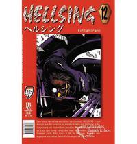 Manga: Hellsing Vol.12 - Jbc