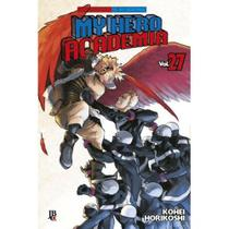 Manga: My Hero Academia  Vol.27 JBC -