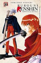 Mangá Rurouni Kenshin - Samurai X - Volume 20 - Jbc