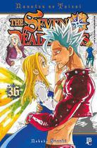 Manga: The Seven Deadly Sins  Vol.36 JBC -
