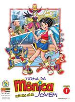Mangá - Turma da Mônica Jovem - Volume 1  Primeira Série - Panini Comics