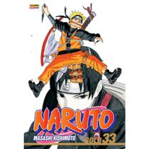 Mangas Naruto Gold Kit com 05 Volumes - Panini