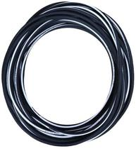 Mangueira de Ar P/ Compressor 5/16 Preta Faixa Branca 1000Psi 30 Metros - R Flex