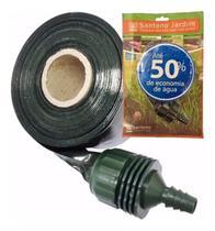 Mangueira De Irrigação Microperfurada Santeno com  15 mts -