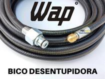 Mangueira Desentupidor 15 Metros Canos e Calhas para Lavadoras Wap Excelente-Wap Valente Mod Residenciais -