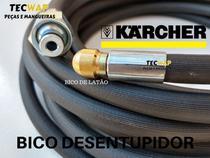 Mangueira Desentupidora 10 Metros De Tubulaçao - Karcher -