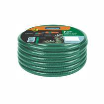 Mangueira Flex Tramontina Verde PVC 3 Camadas 20m e Esguicho -