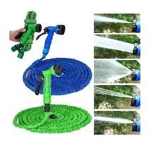 Mangueira Magica Jardim expansivel flexivel irrigação 15 Metros - Magic Hose