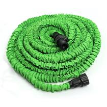 Mangueira Mágica Retrátil Verde 15m - Magic hose