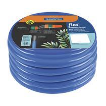 Mangueira Para Jardim Tramontina Flex 79162302 30 Metros Azul -