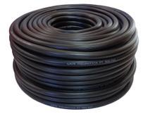 Mangueira Pneumatica Compressor PT 500 3/8 Elite Preta 1m -
