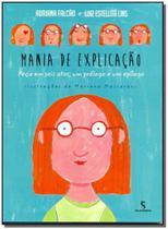 Mania de Explicacao - SALAMANDRA