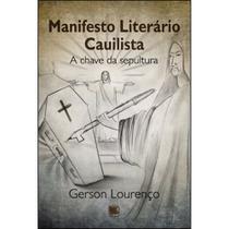 Manifesto literário cauilista - Scortecci Editora -