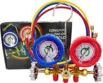 Manifold Gas R410a R22 R404 R507a Ecotools Mang 90cm Et361 -
