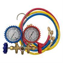 Manifold Refrigeração Ar Condicionado R12/R22/R502 - EOLO -