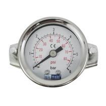 Manômetro de Temperatura da Caldeira 14165 - Westman