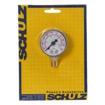 "Manometro Vertical D=2 1/4"" NPT 250 psi - Schulz"