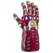 Manopla Eletrônica - Disney - Marvel - Avengers - Ultimato - Tony Stark - Hasbro -