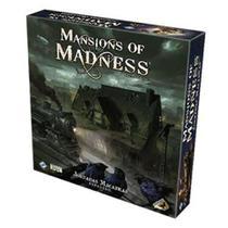 Mansions Of Madness Jornadas Macabras Expansão Galapagos Mom007 -