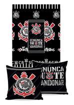 Manta Almofada Corinthians Jolitex -