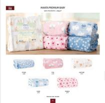 Manta BABY Premium PANDA Toque Flannel - Bene Casa Baby