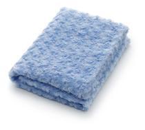 Manta Cobertor Bebe microfibra fofinha Comfy Azul - Loani