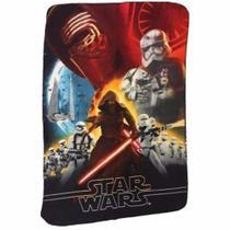 Manta Cobertor Infantil Star Wars - Dtc