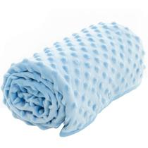 Manta Para Bebê Azul 75x100cm - Infanti -