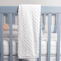 Manta Para Bebê Branca 75x100cm - Infanti -