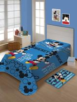Manta Soft Disney Mickey Mouse Jolitex -