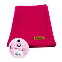 Manta Soft Pink Bichinho Chic -