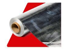 Manta Térmica Para Telhados Dupla Face Rolo 25m² + 1 Fita Me - Plastifoil