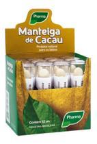 Manteiga Cacau Pharma (embalagem com 12 unidades) -
