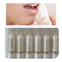 Manteiga De Cacau Brasil 6 Unidades Para  Hidratação dos lábios -