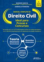 Manual Completo de Direito Civil - Foco juridico