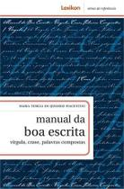 Manual Da Boa Escrita - Lexikon -