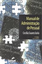 MANUAL DE ADMINISTRACAO DE PESSOAL - 15º EDICAO - Senac sp -