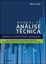 Manual de analise tecnica - essencia e estrategias avançadas - Novatec