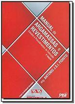Manual de Argamassas e Revestimentos - Pini -