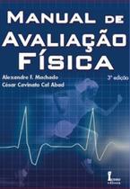 Manual de Avaliaçao Fisica - Icone editora - - Ícone