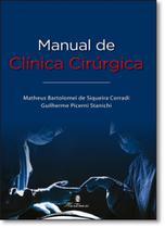 Manual de Clinica Cirúrgica - Martinari