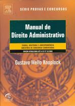 Manual de Direito Administrativo - Campus -