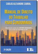 Manual de direito do trabalho para condomínios - Ltr -