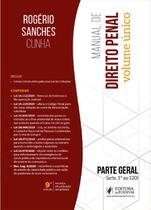 Manual de Direito Penal - Parte Geral - 9ª Edição (2021) - Juspodivm