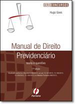 Manual de direito previdenciario 11ed - Ferreira