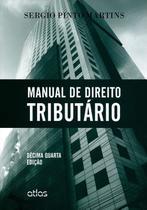 Manual de Direito Tributário - 14ª Ed. 2015 - Atlas