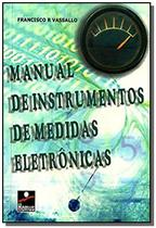 Manual de Instrumentos Medidas Eletrônicas - Hemus -