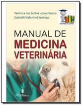 Manual de medicina veterinaria - Martinari