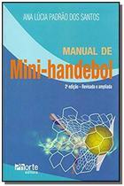 Manual de mini handebol - Phorte -