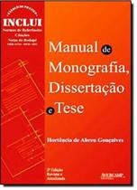 MANUAL DE MONOGRAFIA, DISSERTACAO E TESE - 2ª ED - Avercamp